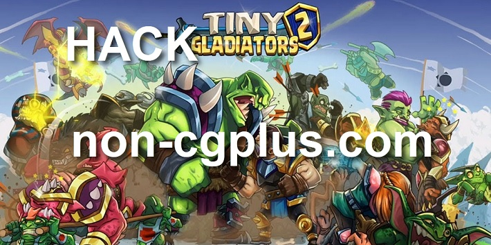Tiny Gladiators 2 hack diamonds cheat mod ios by Gladiators2 on