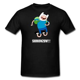 SHMOWZOW by Ikurx