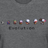 Evolution - Female by Ikurx