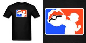 Major League Pokemon by Ikurx