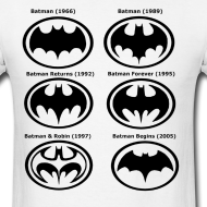 Batman History by Ikurx