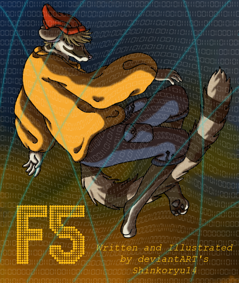 F5 Cover by Shinkoryu14