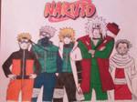 Naruto and Mentors