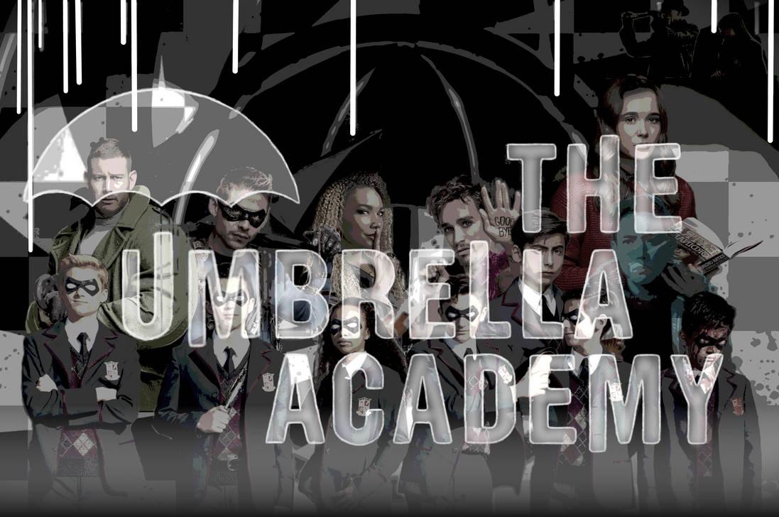 Umbrella Academy Wallpaper by SoulReaper919 on DeviantArt