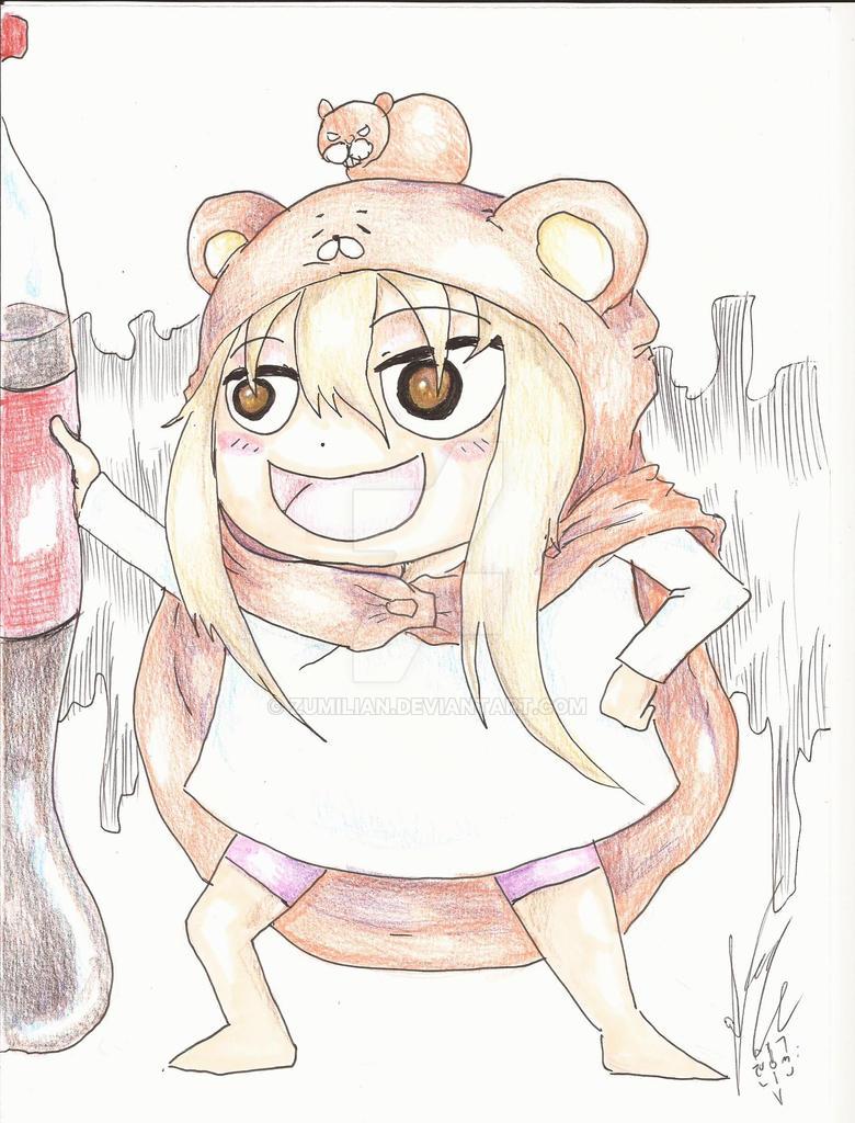 Umaru chan! by Zumilian