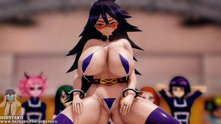 MY HERO ACADEMIA : NEMURI KAYAMA - MIDNIGHT