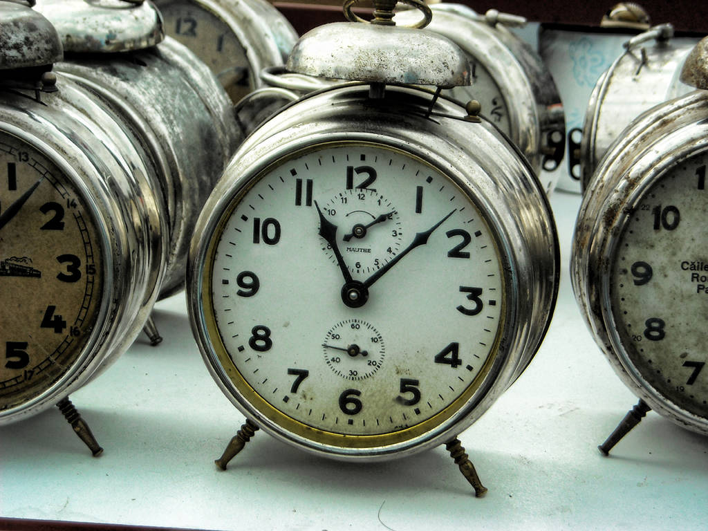time is ticking by s3xyyy