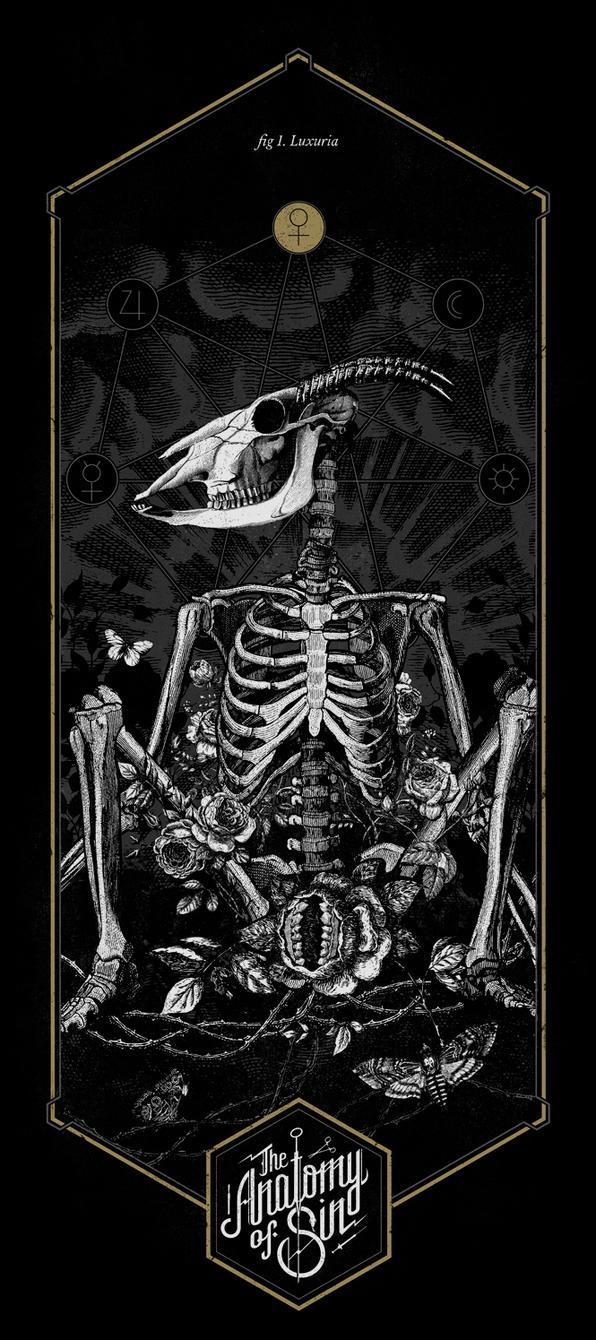 Anatomy of Sin, I Lust by avatar07 on DeviantArt