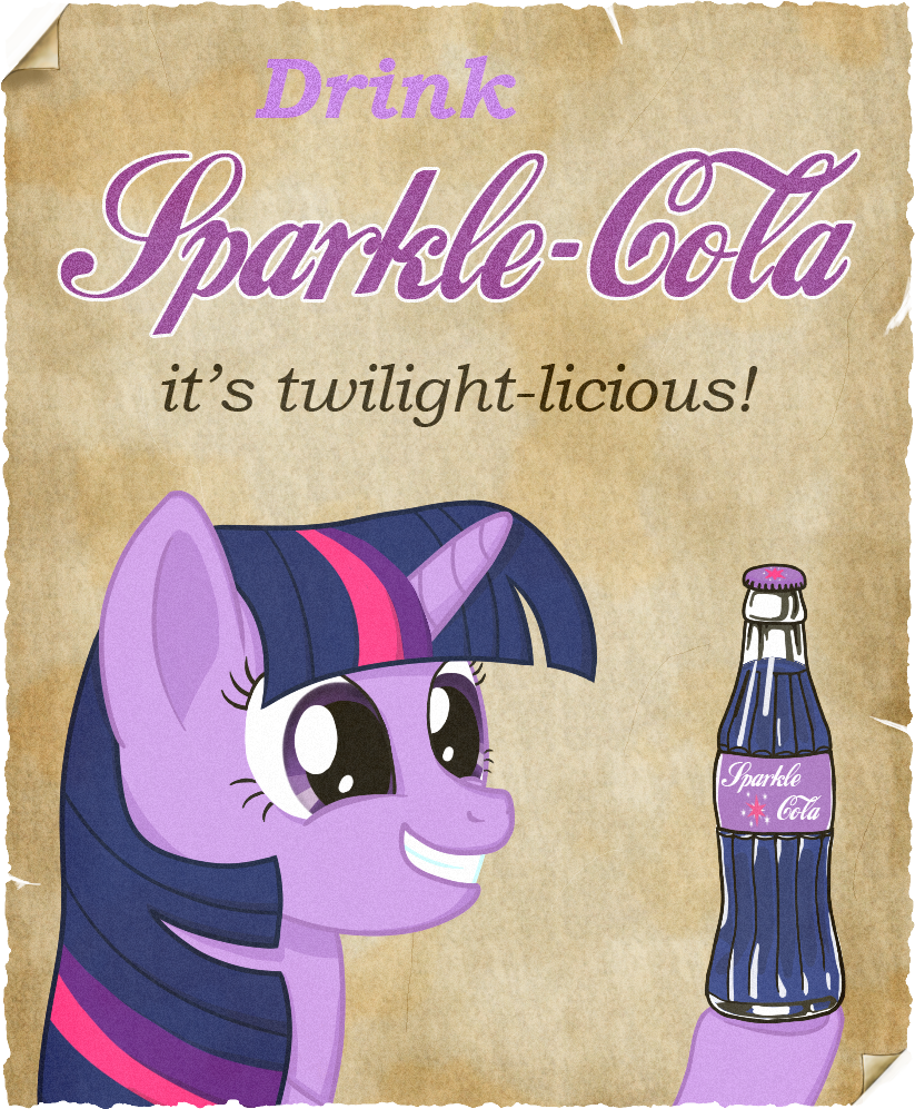 Sparkle Cola by addy771