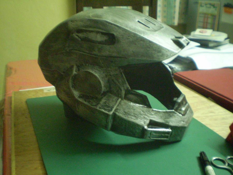 Noble 6 helmet by redroyalguard