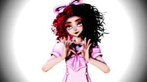 MMD - Melanie Martinez Dollhouse Edit [DOWNLOAD]