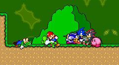 Yoshi's Defeat