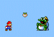 Mario and Wart by Legend-tony980