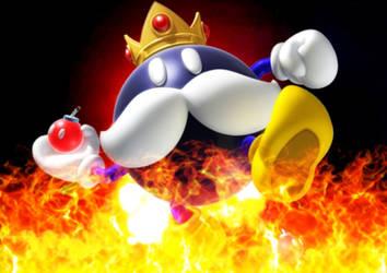 King of Destructions: Big Bob-omb by Legend-tony980