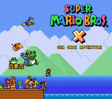 First image of SMBX: Sea Side Adventure by Legend-tony980