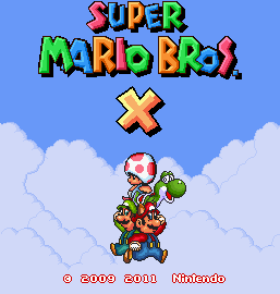 Super Mario Bros  X: The Invasion 1 3 by Legend-tony980 on