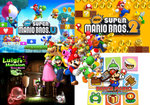 E3 2012: Upcoming Mario Games