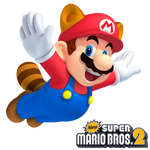 New Super Mario Bros. 2: Raccoon Mario