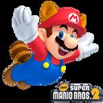 New Super Mario Bros. 2: Raccoon Mario