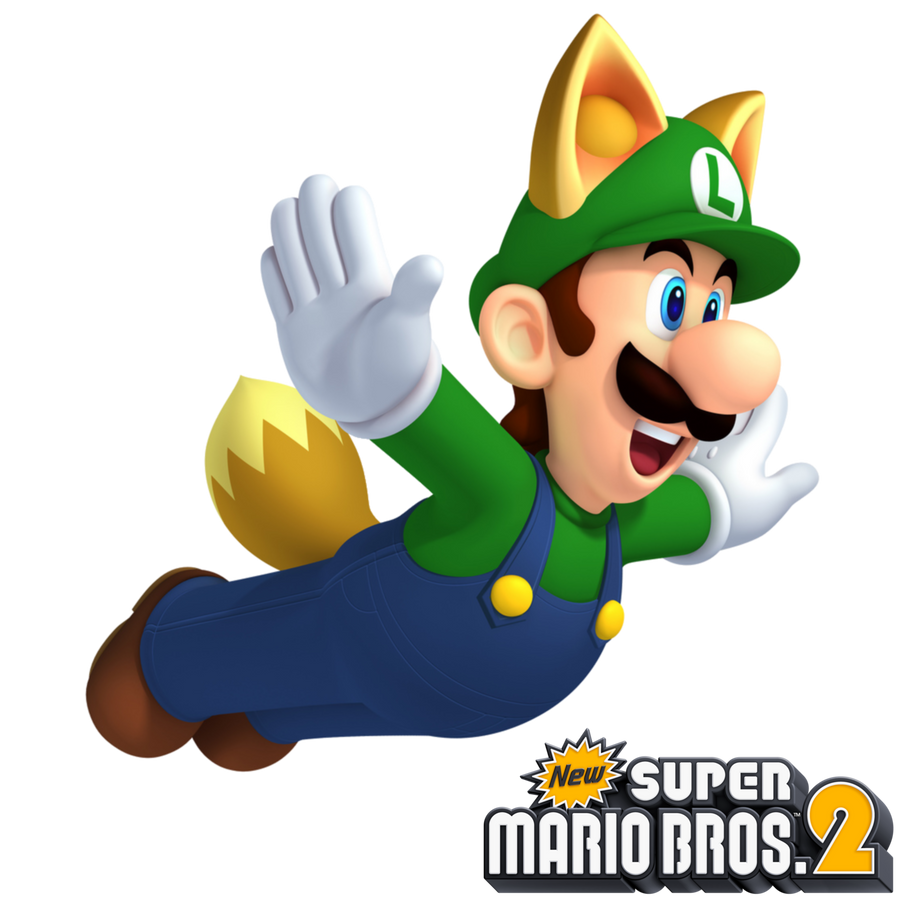 New Super Mario Bros 2 Fox Luigi By Legend Tony980 On Deviantart