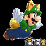 New Super Mario Bros. 2: Fox Luigi