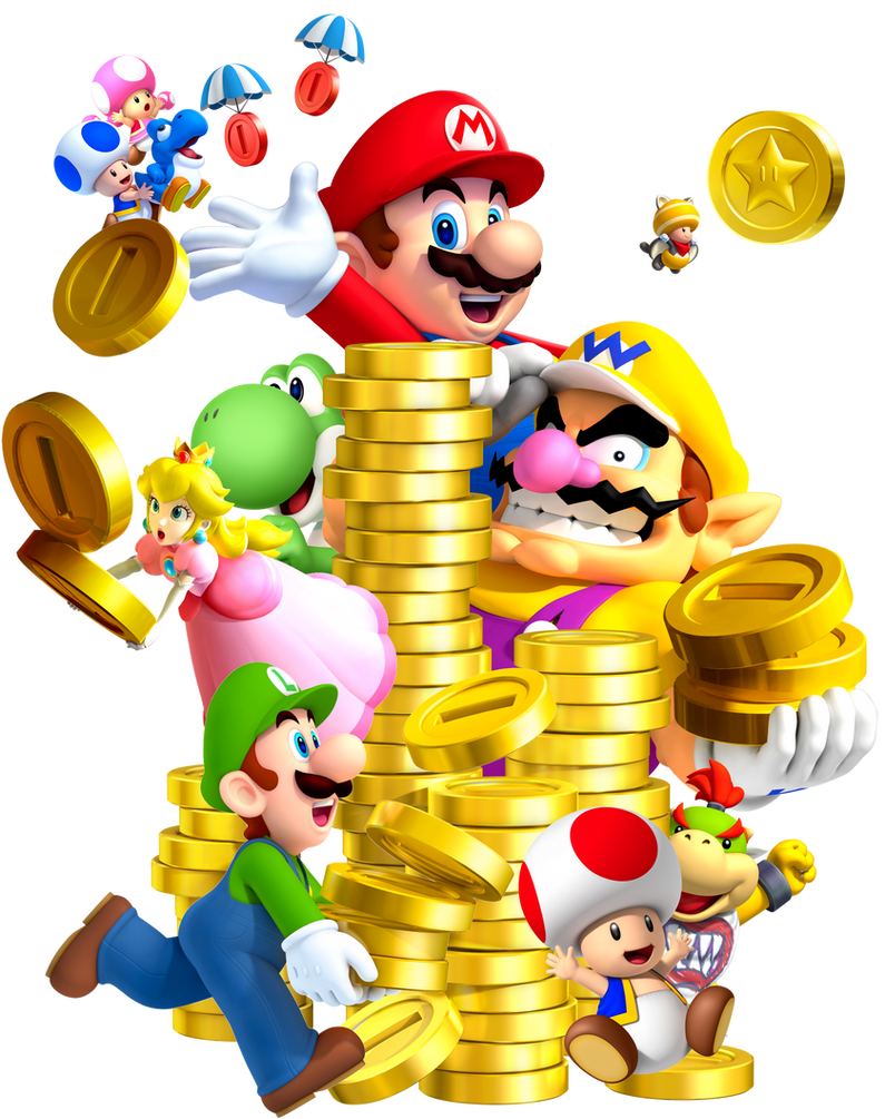 GU Lottery Draw (May 2013)  New_super_mario_bros___collecting_coins__by_legend_tony980-d5abars