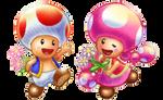 Mario Kart Arcade GP 2: Toad and Toadette