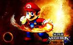 Super Smash Bros. Wii U / 3DS - Mario