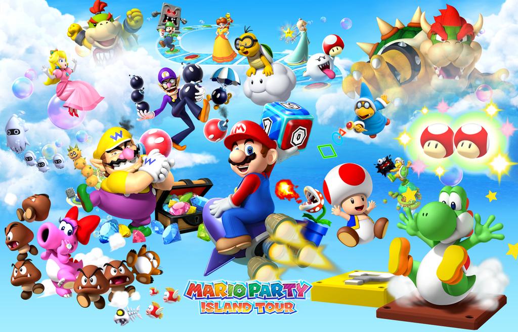 Buy Mario Party Island Tour