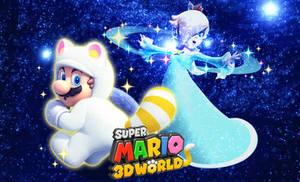 Return to Mushroom Universe - Super Mario 3D World