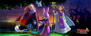 The Legend of Zelda: The Lorulean Counterparts