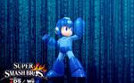 Super Smash Bros. Wii U / 3DS - Mega Man