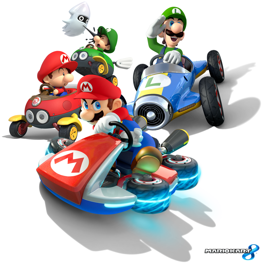 mario kart 8 mario bros by legend tony980 on deviantart. Black Bedroom Furniture Sets. Home Design Ideas
