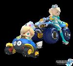 Mario Kart 8 - Cosmic Princess