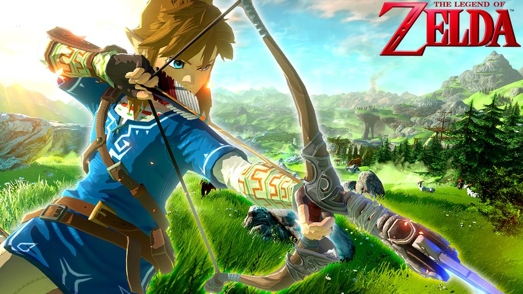 E3 2014: The Legend of Zelda Wii U by Legend-tony980