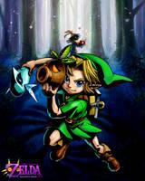 The Legend of Zelda: Majora's Mask 3D on the way! by Legend-tony980