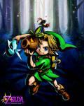 The Legend of Zelda: Majora's Mask 3D on the way!