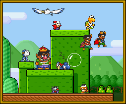 Super Mario Bros  X - The Noltagic Memories by Legend-tony980 on