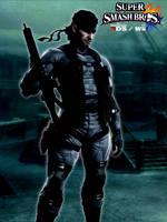 Super Smash Bros. Wii U / 3DS - We want Snake DLC by Legend-tony980