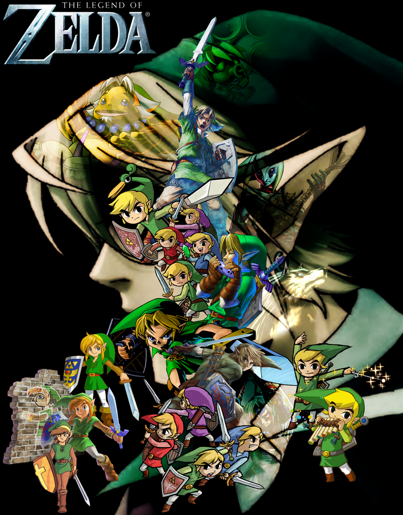 RE: The Legend of Zelda: The Hero's Legacy by Legend-tony980