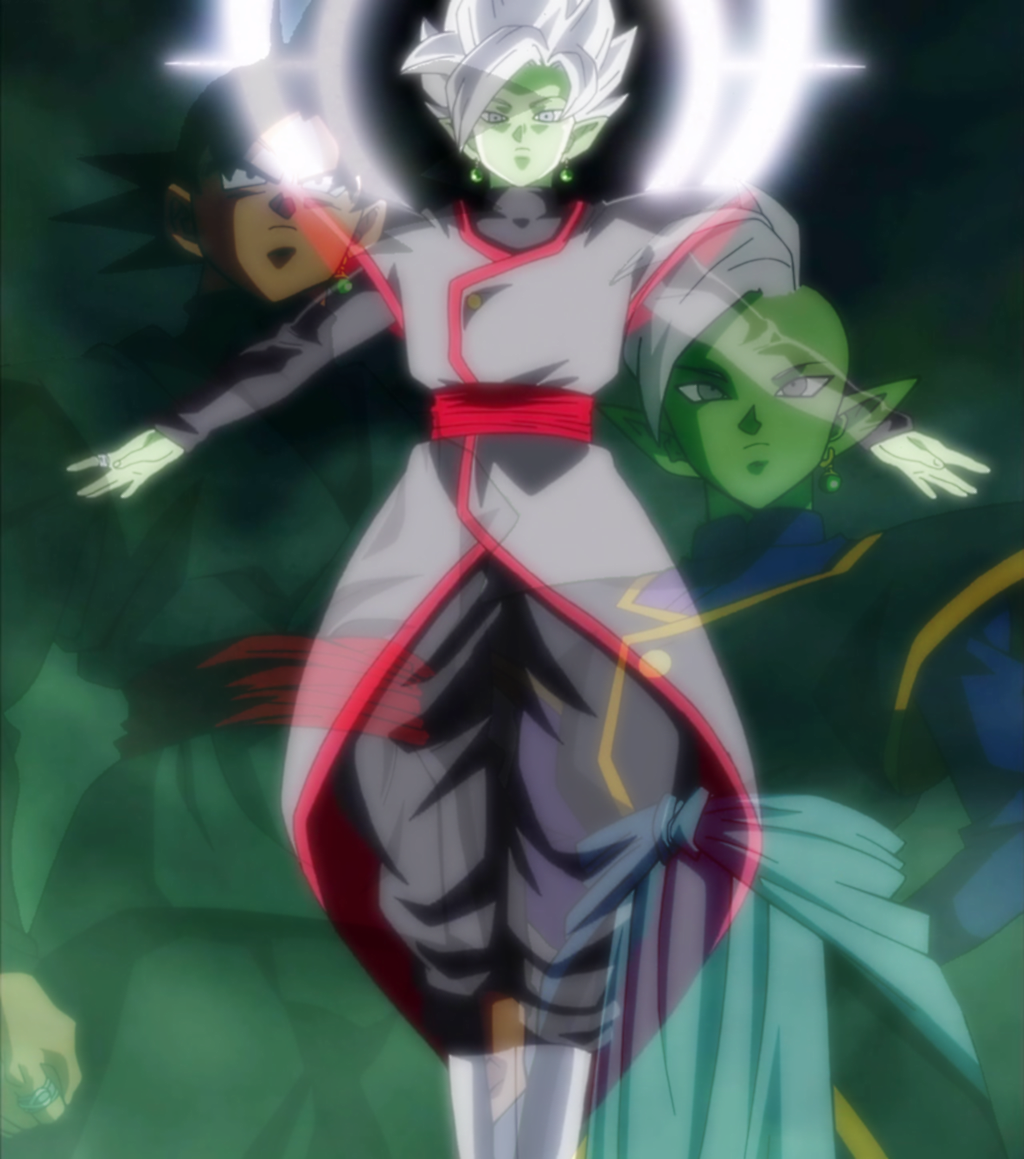 Dragon Ball Super Goku Black Zamasu By Legend Tony980