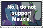Mauxie Stamp by FlyingBrickAnimation