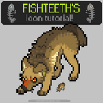 ICON TUTORIAL. by Fishteeth