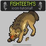 ICON TUTORIAL. by Fishteeth