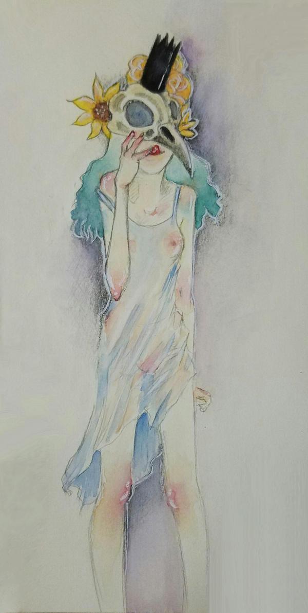 Ophelia by Pairou