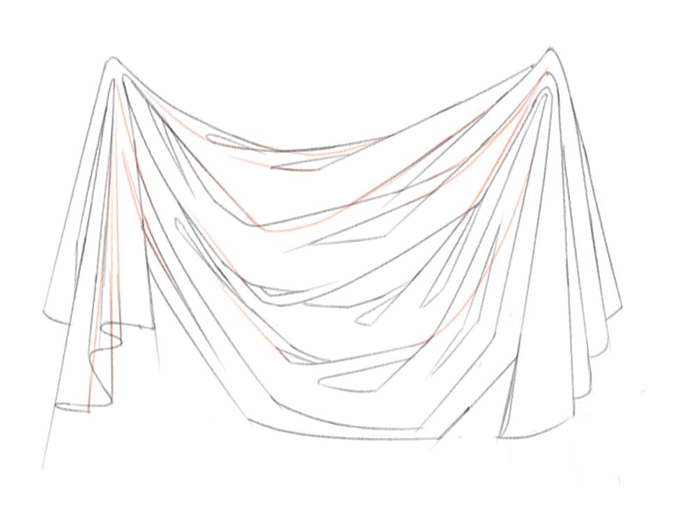 Diaper Fold - Sketch (Rule 4) by Aliciane