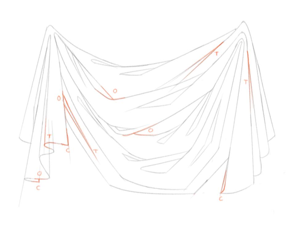 Diaper Fold - Sketch (Rule 3) by Aliciane