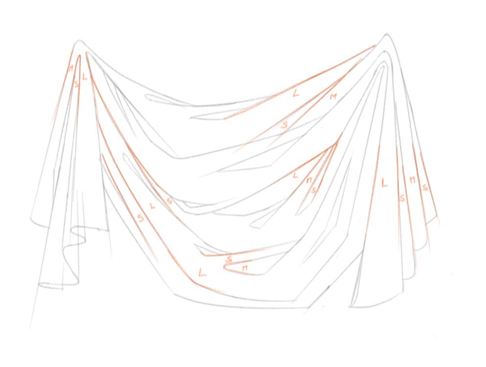 Diaper Fold - Sketch (Rule 2) by Aliciane