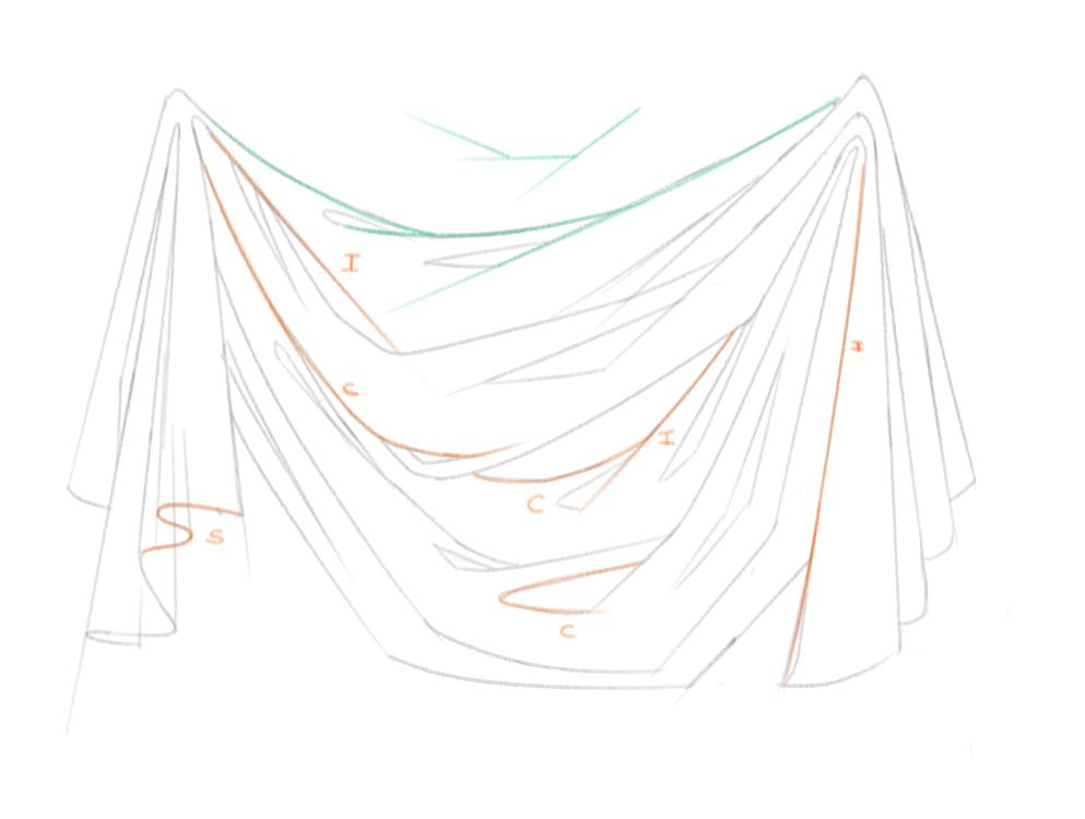 Diaper Fold - Sketch (Rule 1) by Aliciane