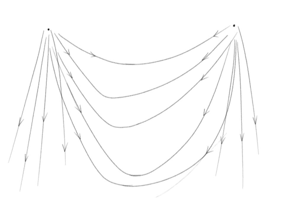 Diaper Fold - Schematic by Aliciane